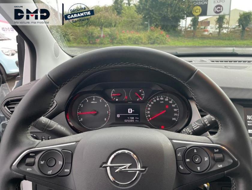 Opel Crossland X 1.5 D 102ch Edition Euro 6d-t - Visuel #7