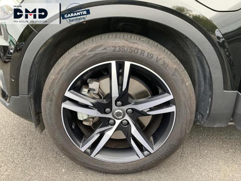 Volvo Xc40 T5 Recharge 180 + 82ch R-design Dct 7 - Visuel #13