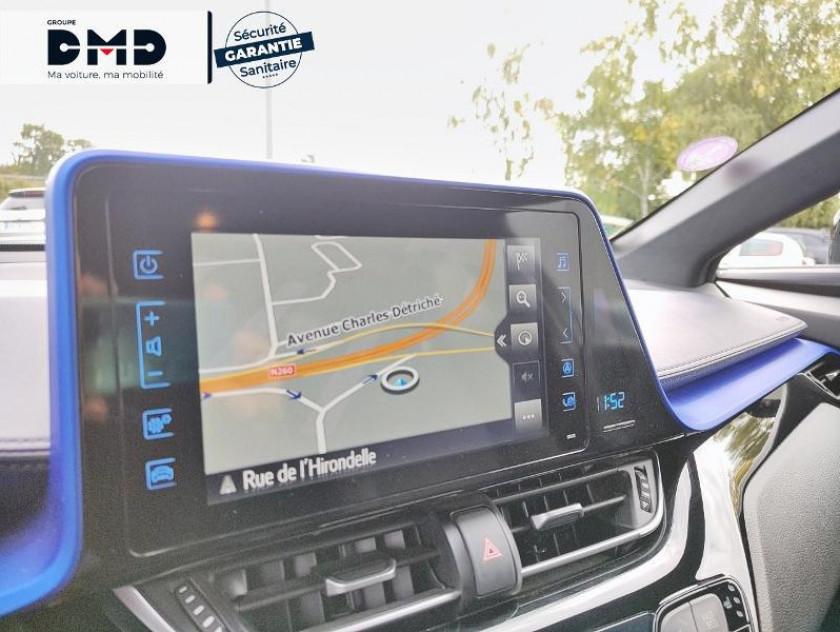 Toyota C-hr 122h Graphic 2wd E-cvt - Visuel #6