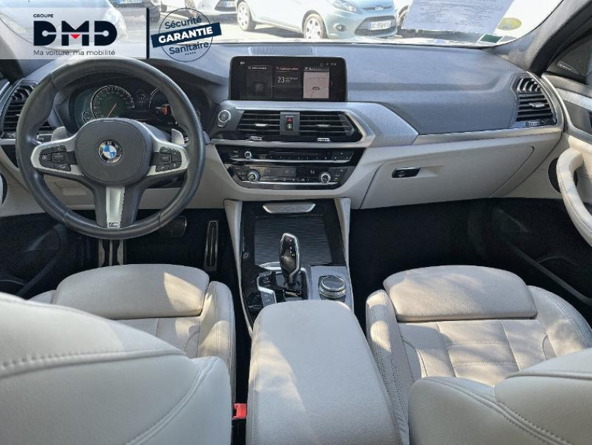 Bmw X4 Xdrive20d 190ch M Sport Euro6c - Visuel #5