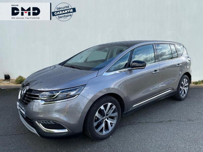 Renault Espace 1.6 Dci 160ch Energy Intens Edc - Visuel #1