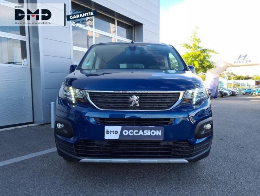 Peugeot Rifter Bluehdi 130ch S&s Standard Allure - Visuel #4