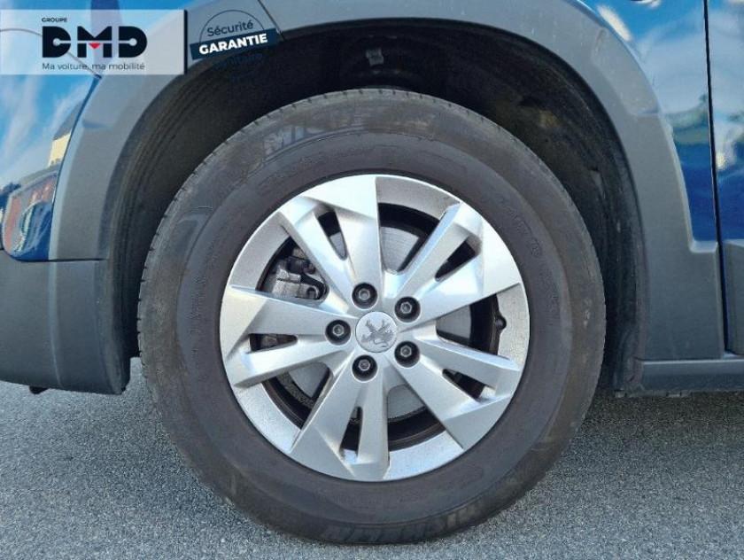 Peugeot Rifter Bluehdi 130ch S&s Standard Allure - Visuel #13
