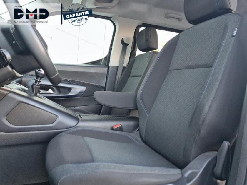 Peugeot Rifter Bluehdi 130ch S&s Standard Allure - Visuel #9