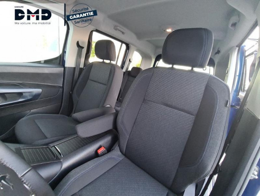Peugeot Rifter Bluehdi 130ch S&s Standard Allure - Visuel #14