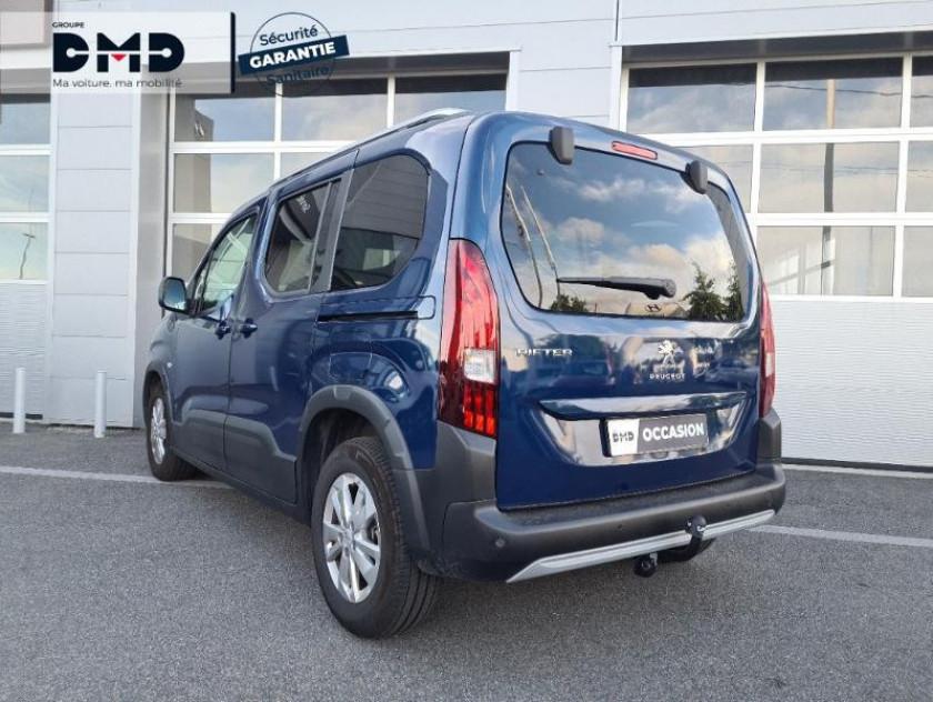 Peugeot Rifter Bluehdi 130ch S&s Standard Allure - Visuel #3