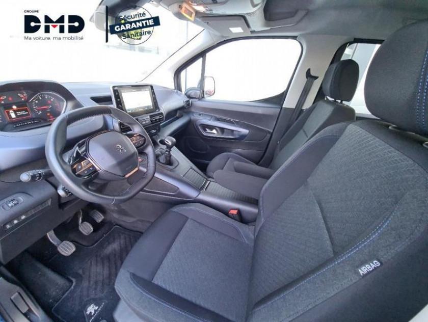 Peugeot Rifter Bluehdi 130ch S&s Standard Allure - Visuel #15
