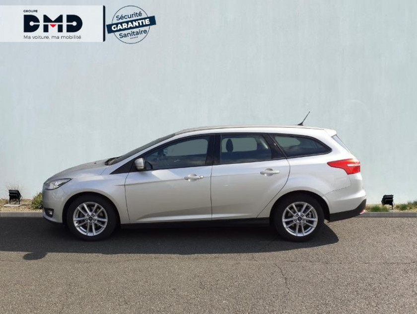 Ford Focus Sw 1.0 Ecoboost 125ch Stop&start Sync Edition - Visuel #1