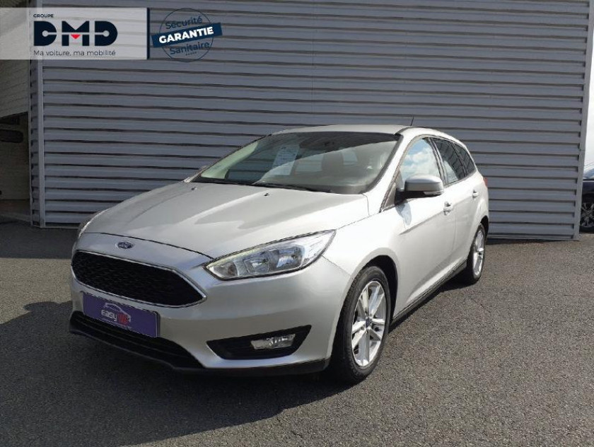 Ford Focus Sw 1.0 Ecoboost 125ch Stop&start Sync Edition - Visuel #3
