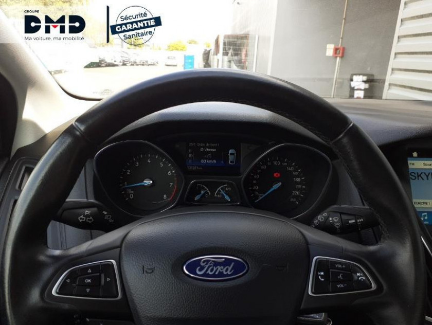 Ford Focus Sw 1.0 Ecoboost 125ch Stop&start Sync Edition - Visuel #7