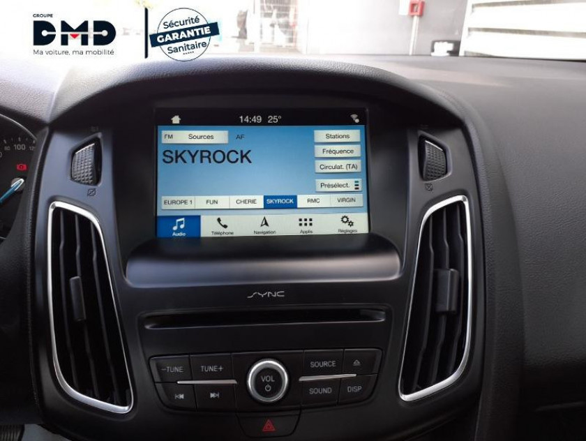 Ford Focus Sw 1.0 Ecoboost 125ch Stop&start Sync Edition - Visuel #6