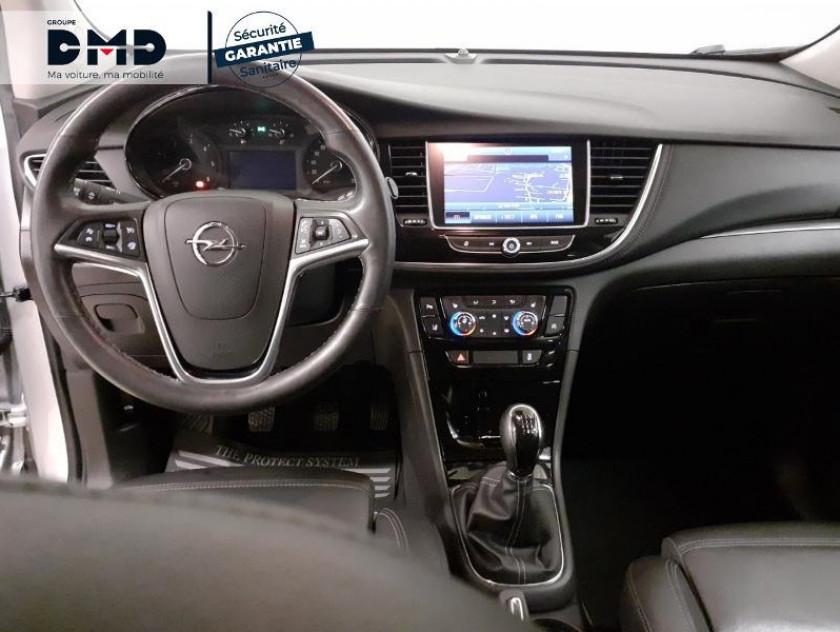 Opel Mokka X 1.6 D 136ch Elite 4x2 - Visuel #5