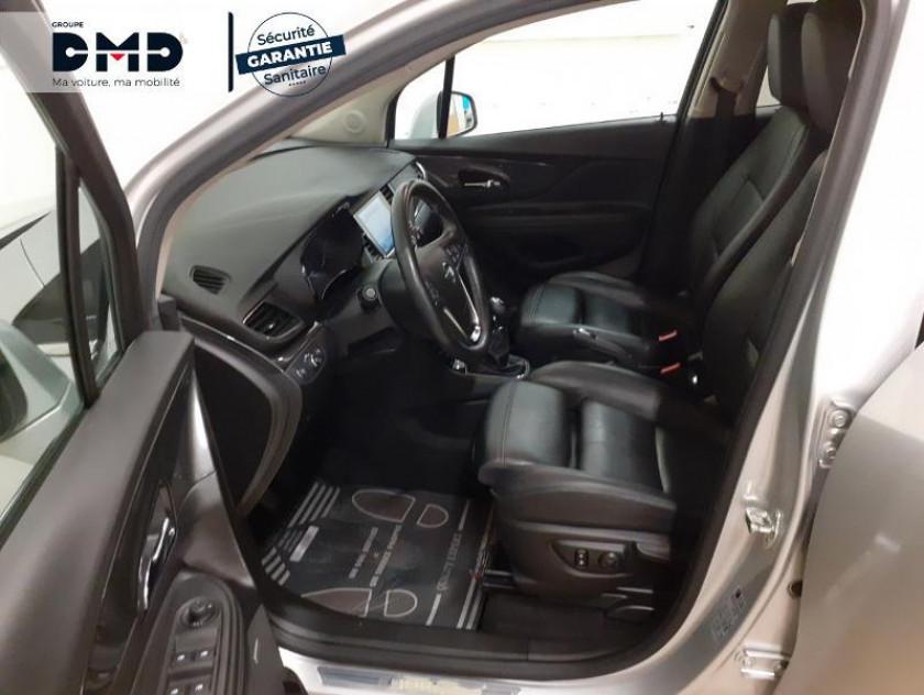 Opel Mokka X 1.6 D 136ch Elite 4x2 - Visuel #9