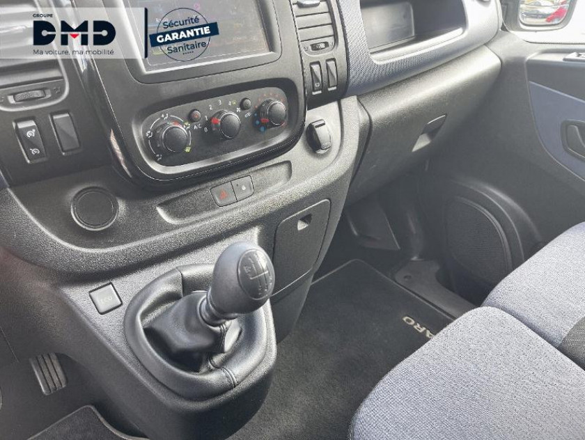 Opel Vivaro Fg F2700 L1h1 1.6 Cdti 120 Pack Clim + - Visuel #8