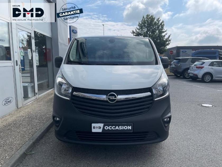 Opel Vivaro Fg F2700 L1h1 1.6 Cdti 120 Pack Clim + - Visuel #4