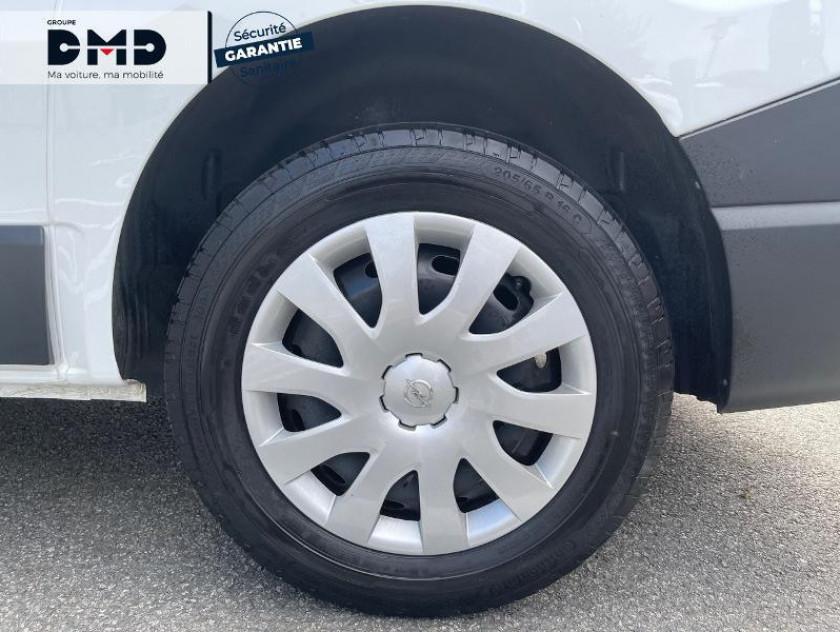 Opel Vivaro Fg F2700 L1h1 1.6 Cdti 120 Pack Clim + - Visuel #13