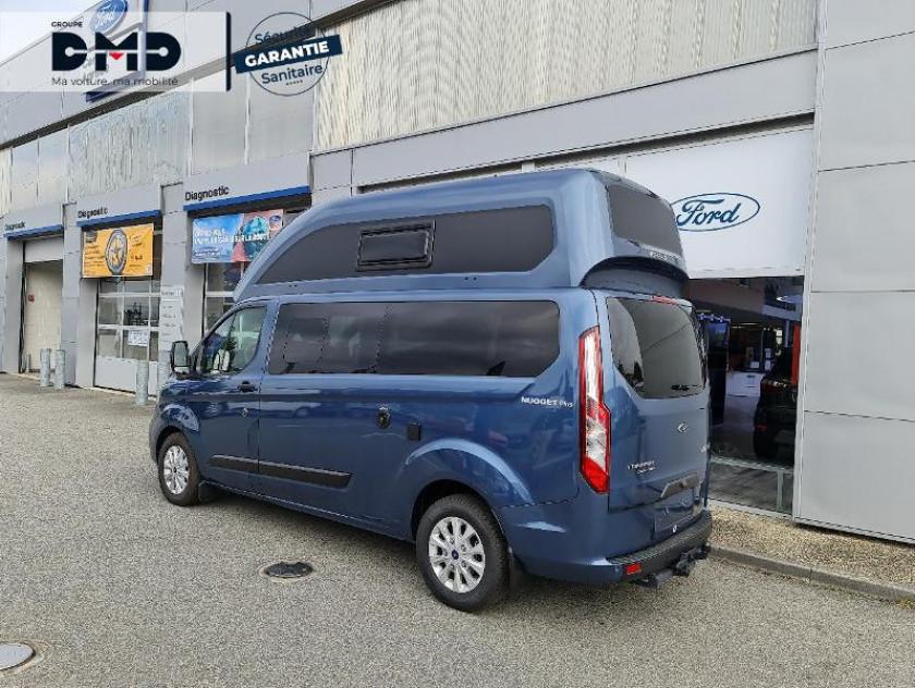 Ford Transit Customnugget 340 L2h1 2.0 Ecoblue 185ch Bva6 - Visuel #3
