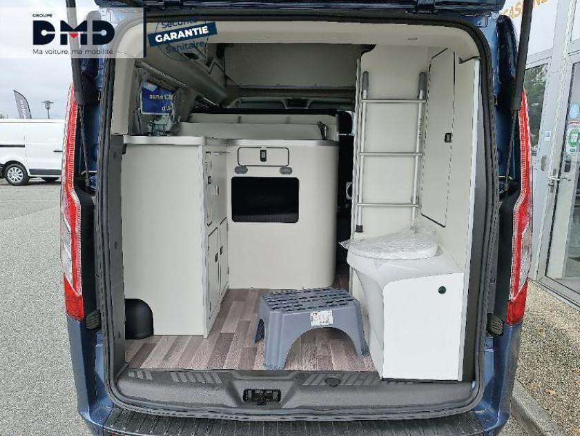 Ford Transit Customnugget 340 L2h1 2.0 Ecoblue 185ch Bva6 - Visuel #12