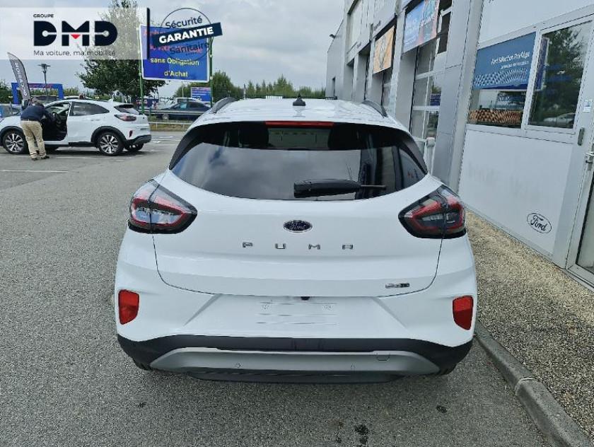Ford Puma 1.0 Ecoboost 125ch Mhev Titanium 7cv - Visuel #11