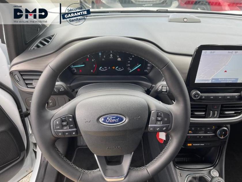 Ford Puma 1.0 Ecoboost 155ch Mhev Titanium X 8cv - Visuel #7