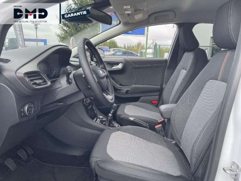 Ford Puma 1.0 Ecoboost 155ch Mhev Titanium X 8cv - Visuel #9