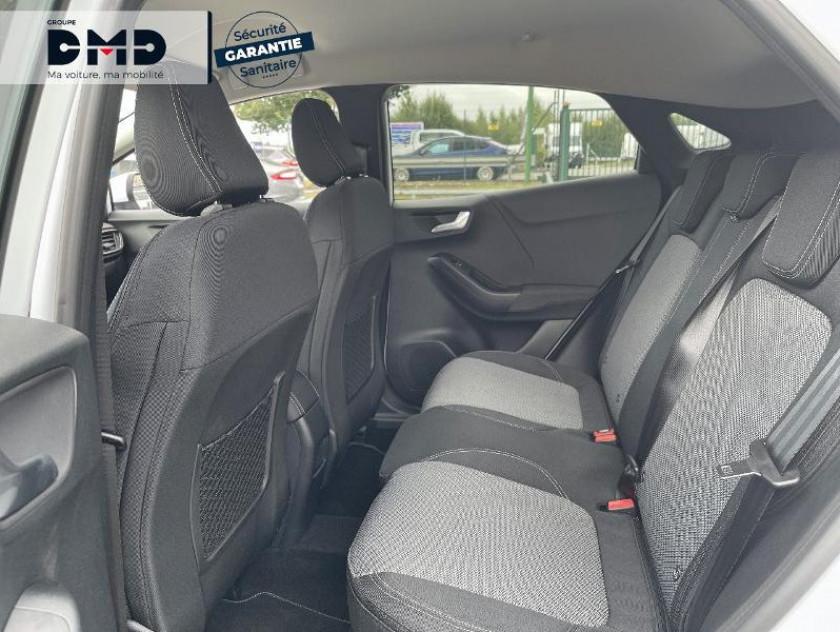Ford Puma 1.0 Ecoboost 155ch Mhev Titanium X 8cv - Visuel #10