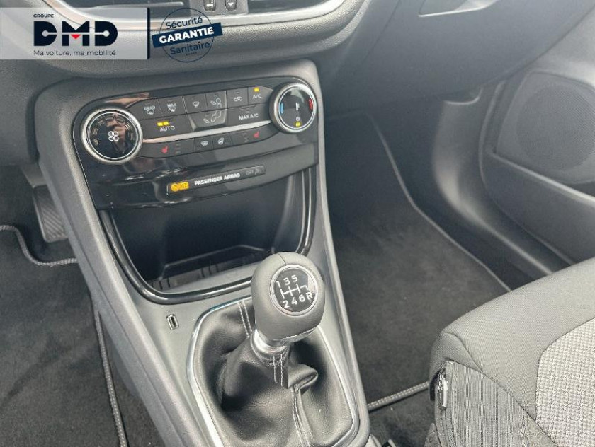 Ford Puma 1.0 Ecoboost 155ch Mhev Titanium X 8cv - Visuel #8