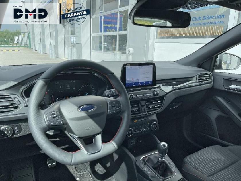 Ford Focus 1.5 Ecoblue 120ch St-line - Visuel #5