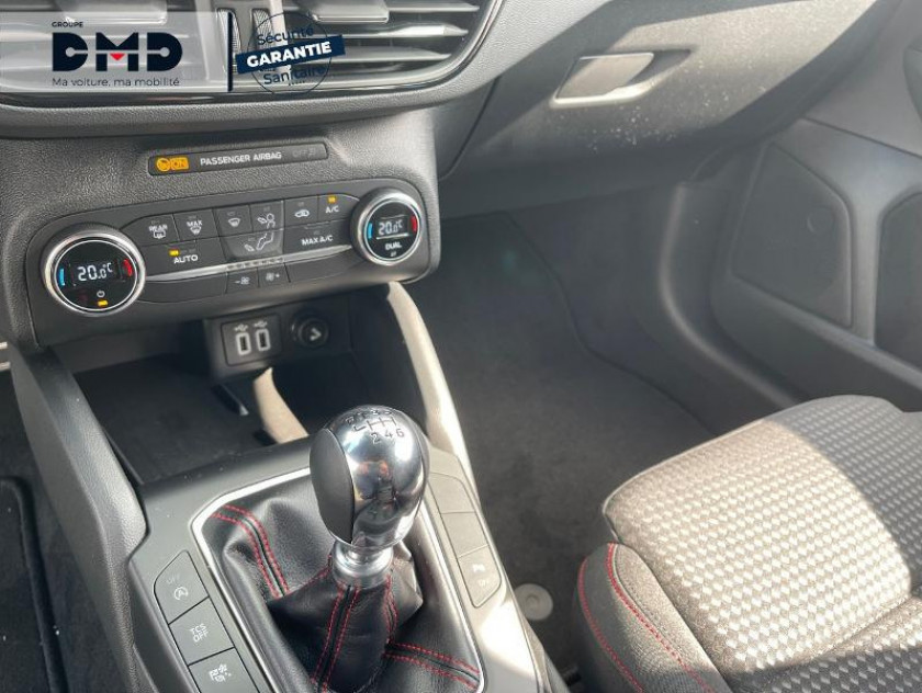 Ford Focus 1.5 Ecoblue 120ch St-line - Visuel #8