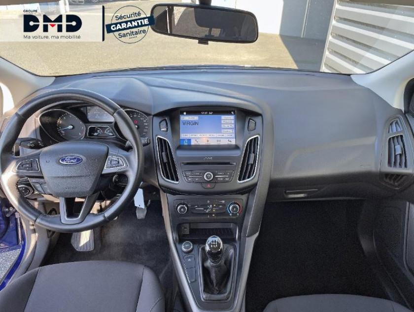 Ford Focus 1.0 Ecoboost 100ch Stop&start Titanium - Visuel #6
