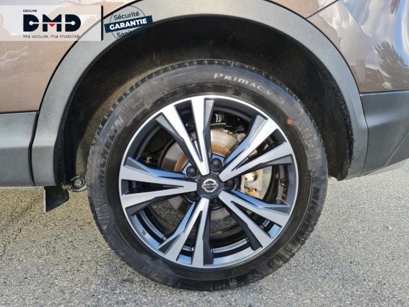 Nissan Qashqai 1.3 Dig-t 160ch N-connecta Dct Euro6d-t - Visuel #13
