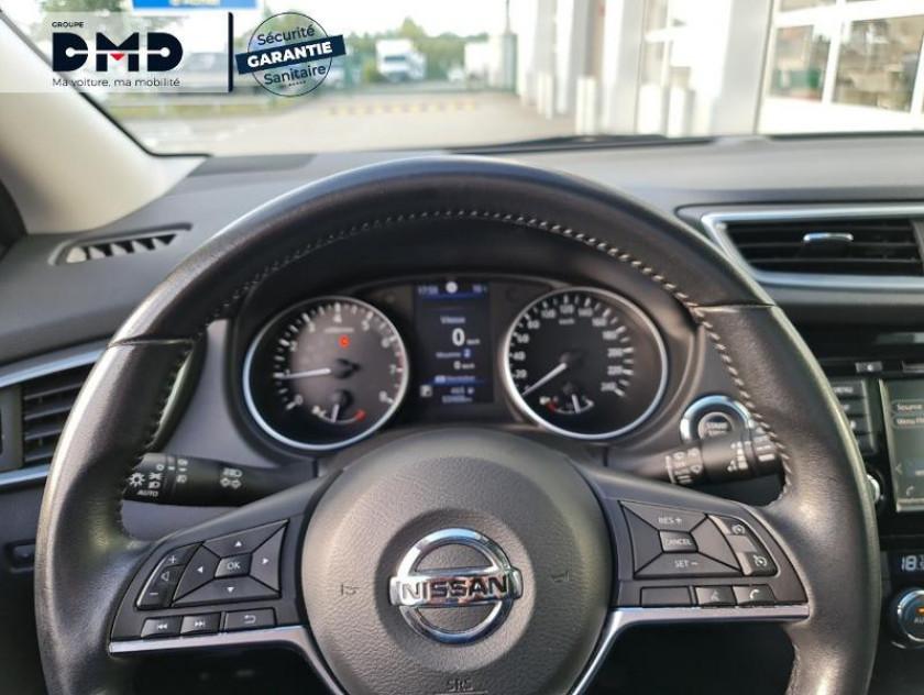 Nissan Qashqai 1.3 Dig-t 160ch N-connecta Dct Euro6d-t - Visuel #7