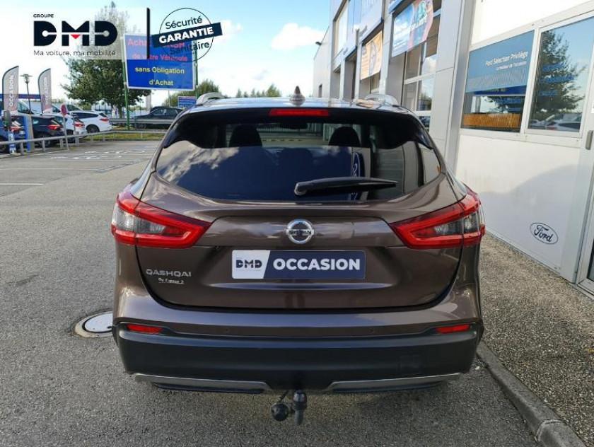 Nissan Qashqai 1.3 Dig-t 160ch N-connecta Dct Euro6d-t - Visuel #11