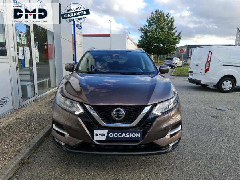 Nissan Qashqai 1.3 Dig-t 160ch N-connecta Dct Euro6d-t - Visuel #4