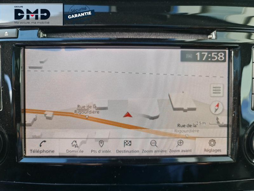 Nissan Qashqai 1.3 Dig-t 160ch N-connecta Dct Euro6d-t - Visuel #6