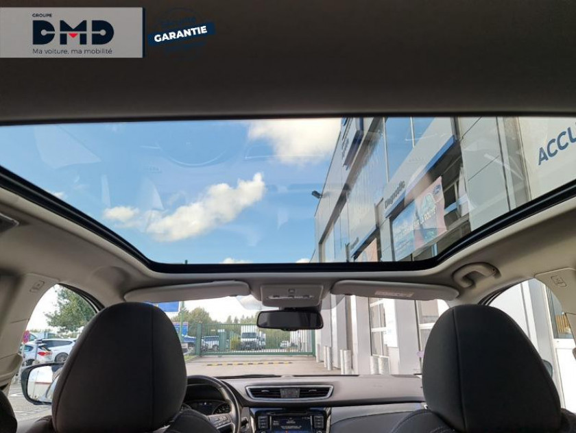 Nissan Qashqai 1.3 Dig-t 160ch N-connecta Dct Euro6d-t - Visuel #14