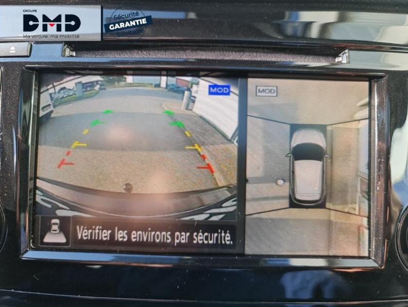 Nissan Qashqai 1.3 Dig-t 160ch N-connecta Dct Euro6d-t - Visuel #15