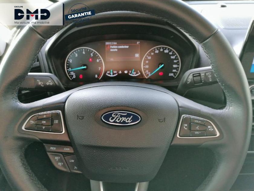 Ford Ecosport 1.0 Ecoboost 125ch Titanium - Visuel #7