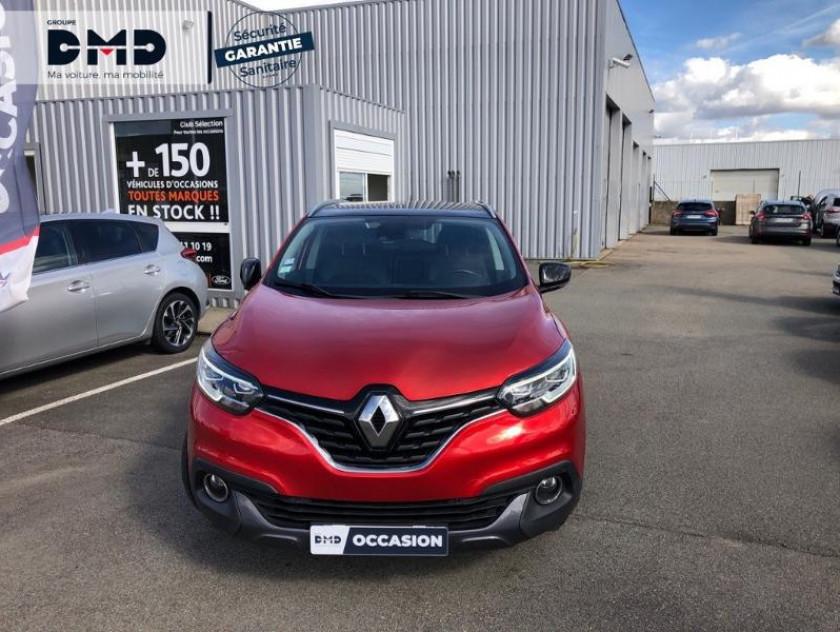 Renault Kadjar 1.6 Dci 130ch Energy Intens - Visuel #4