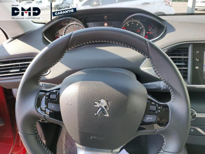 Peugeot 308 Sw 1.2 Puretech 130ch E6.3 S&s Allure - Visuel #7