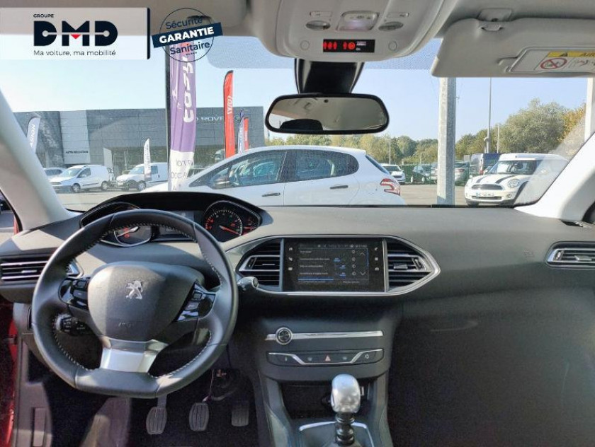 Peugeot 308 Sw 1.2 Puretech 130ch E6.3 S&s Allure - Visuel #5