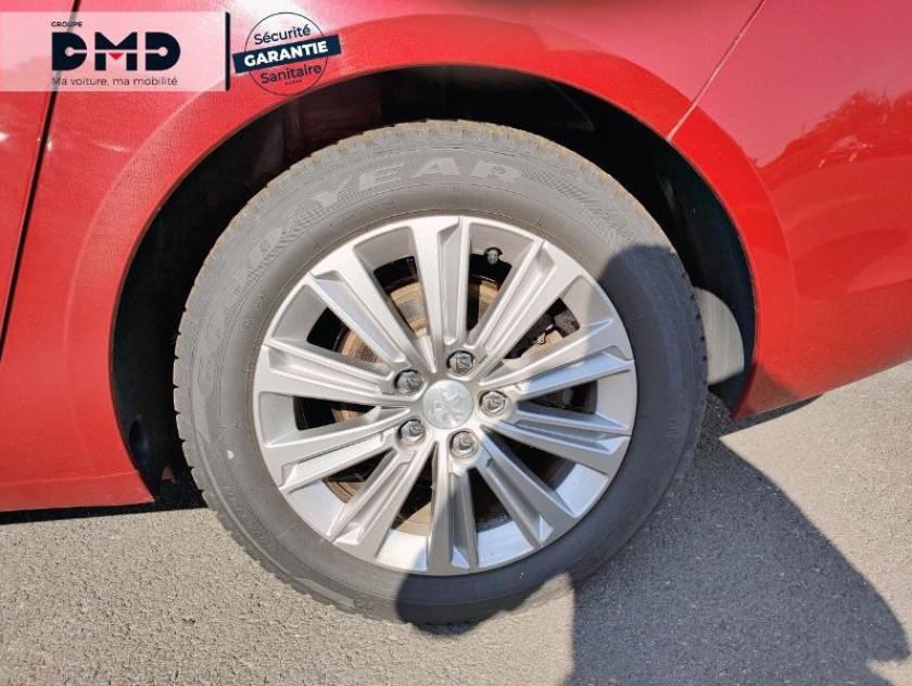 Peugeot 308 Sw 1.2 Puretech 130ch E6.3 S&s Allure - Visuel #13