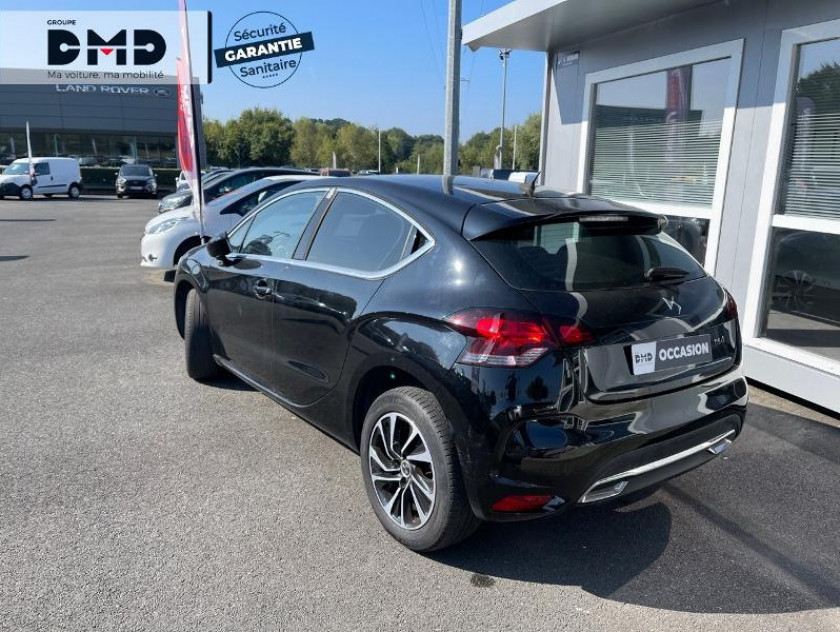 Ds Ds 4 Bluehdi 120ch So Chic S&s - Visuel #3