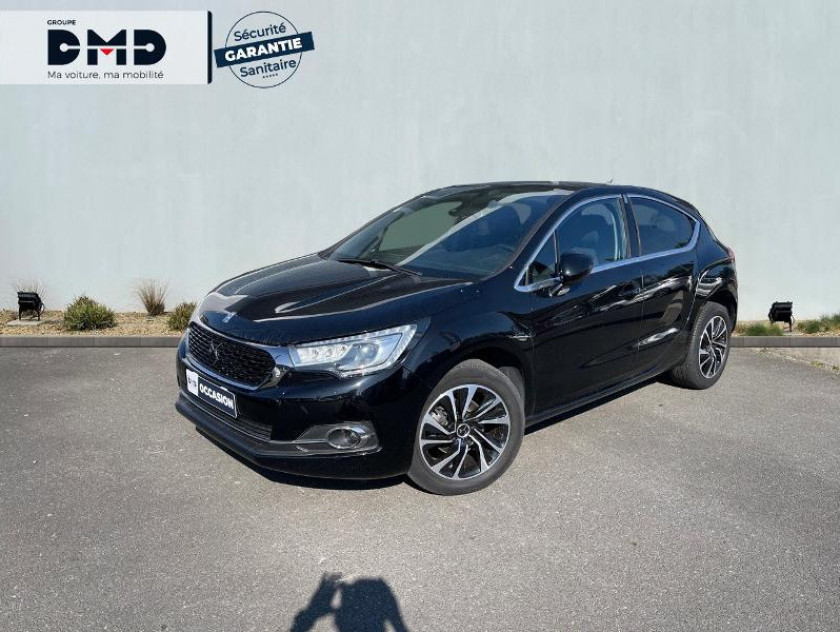 Ds Ds 4 Bluehdi 120ch So Chic S&s - Visuel #1