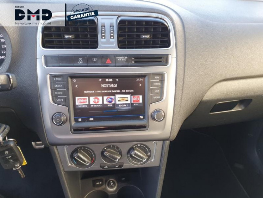 Volkswagen Polo 1.2 Tsi 90ch Bluemotion Technology Allstar 3p - Visuel #6