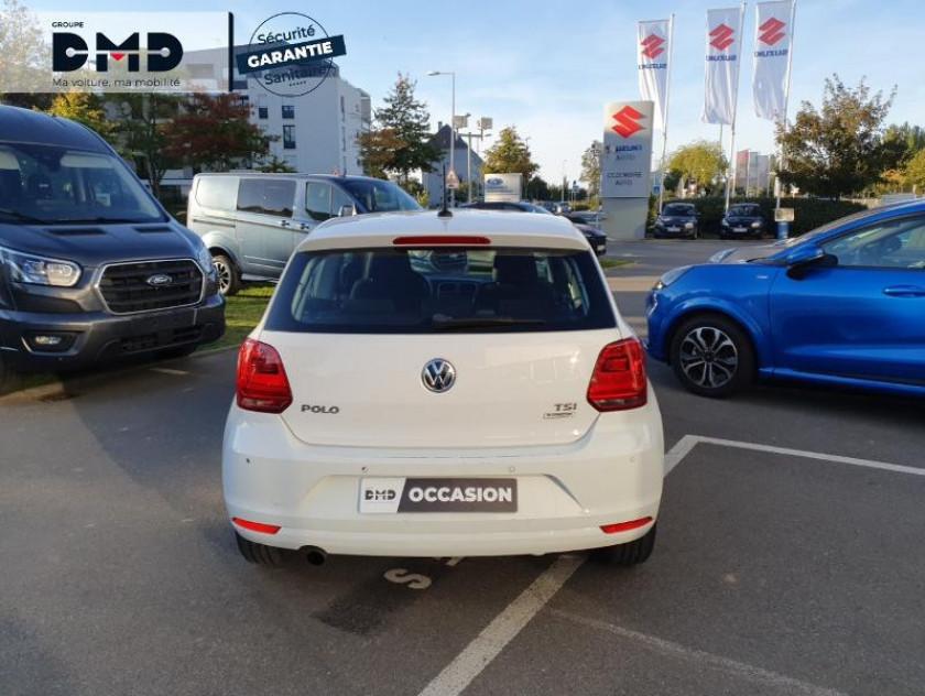 Volkswagen Polo 1.2 Tsi 90ch Bluemotion Technology Allstar 3p - Visuel #11