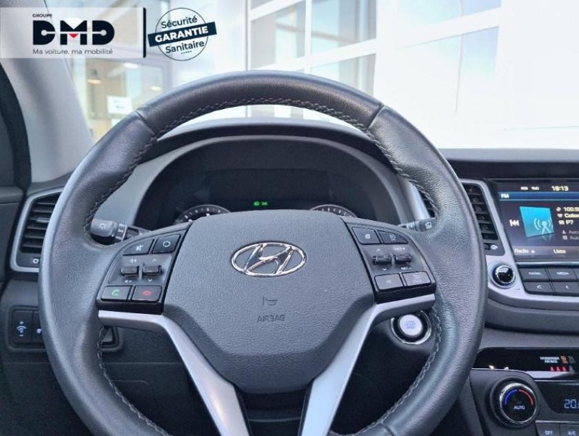 Hyundai Tucson 1.7 Crdi 141ch Executive 2wd Dct-7 - Visuel #7
