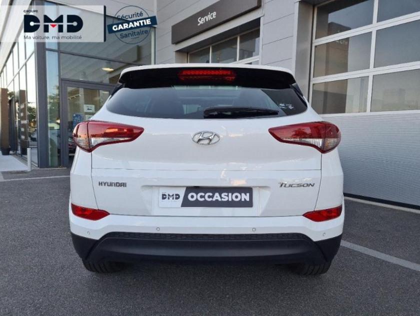 Hyundai Tucson 1.7 Crdi 141ch Executive 2wd Dct-7 - Visuel #11