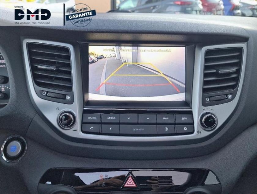 Hyundai Tucson 1.7 Crdi 141ch Executive 2wd Dct-7 - Visuel #15