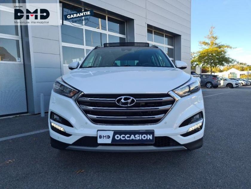 Hyundai Tucson 1.7 Crdi 141ch Executive 2wd Dct-7 - Visuel #4